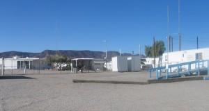 Imperial Dam LTVA - Christian Service Center Storage Entrance