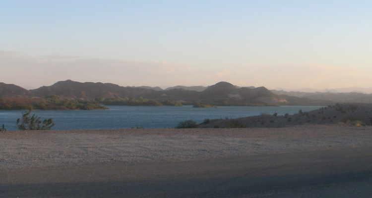 Imperial Dam LTVA: Senator Wash Reservoir