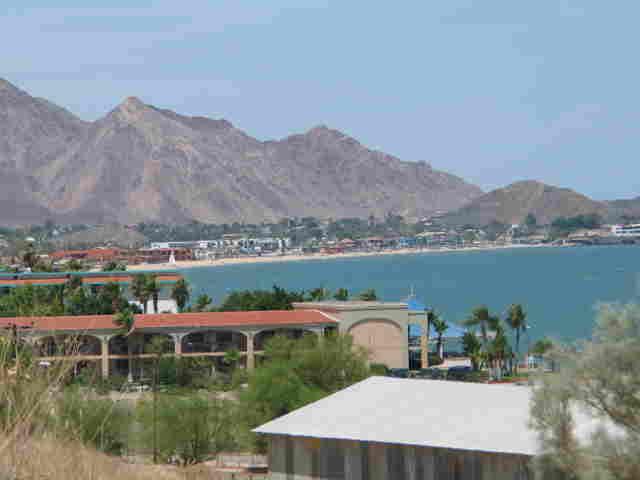Imperial Dam LTVA: Going To Baja Mexico