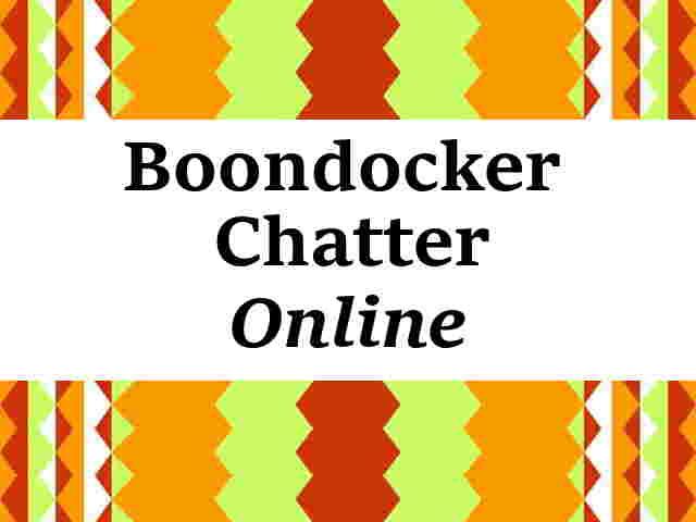 Imperial Dam LTVA: Boondocker Chatter