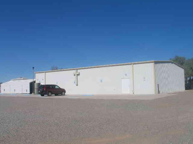Imperial Dam LTVA: Christian Services Center