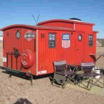 Imperial Dam LTVA - Little Red Caboose