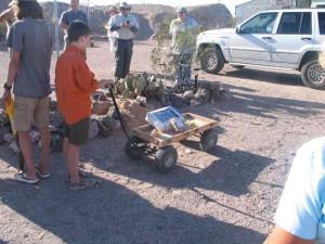 Iggy the Desert Iguana's Funeral
