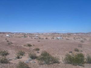 Living On the Desert